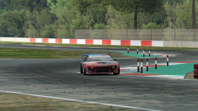 Project CARS BMW M1 Procar Zolder Kleine Chicane