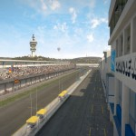Codemasters F1 2013 Jerez Pit View External