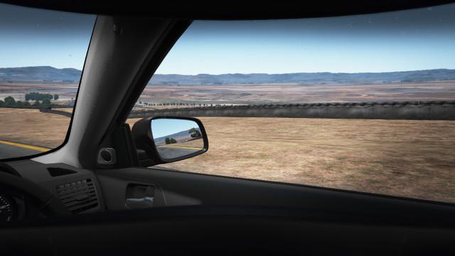 Project CARS Lakeville Raceway Mitsubishi Lancer Evo X Driver's Eye View