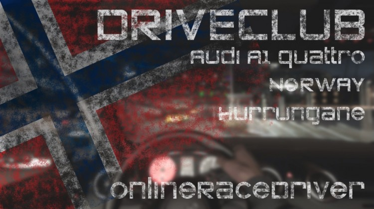 DRIVECLUB Video 0001 Hurrungane, Norway