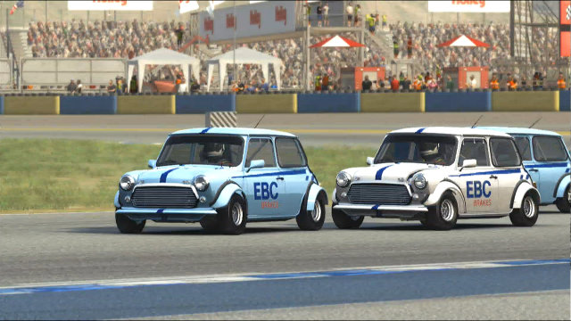 GRID Autosport: Mini Cup Video