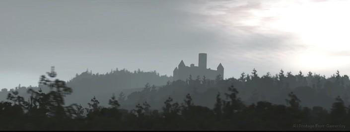 Project CARS - Halloween Trailer - Nürburg Castle - Eifel