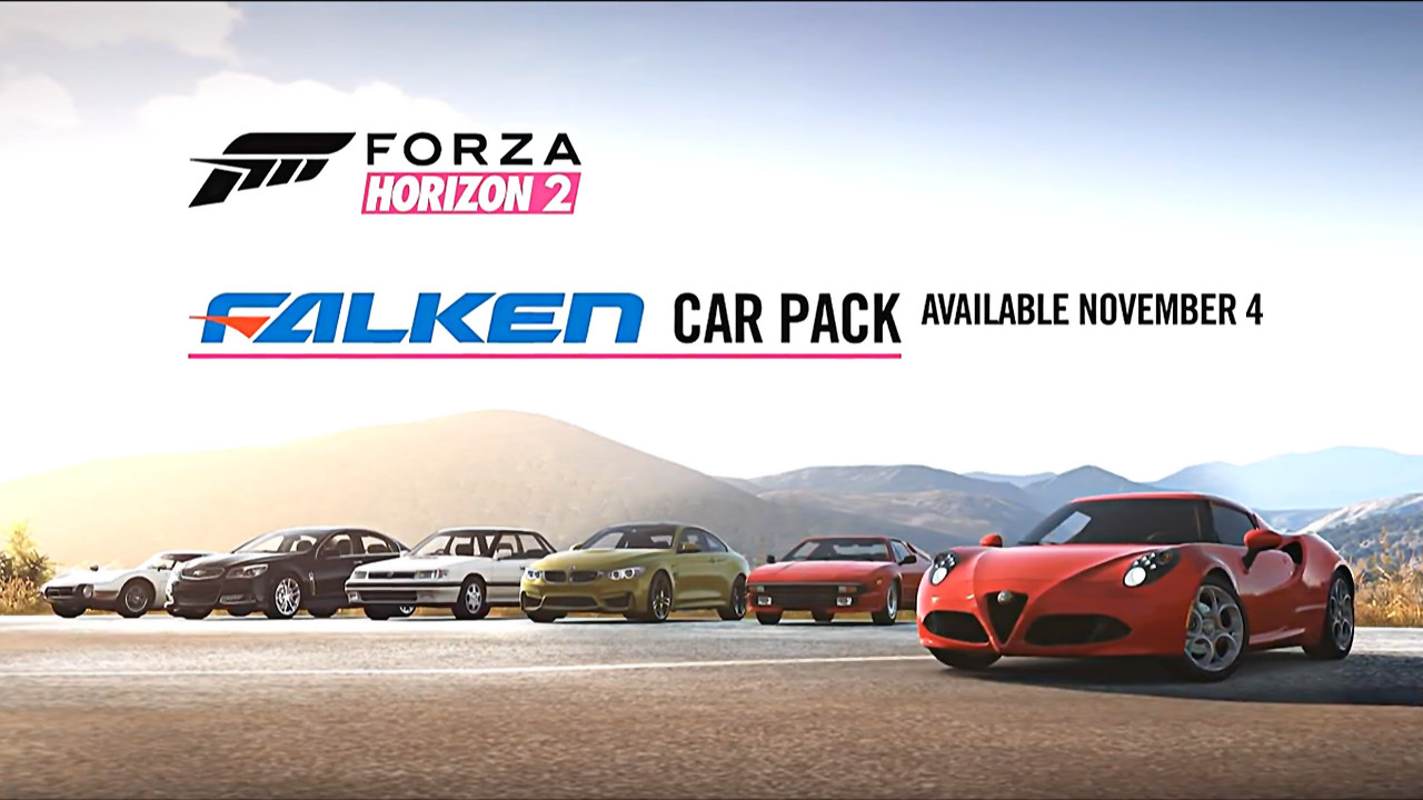Forza Horizon  Car Packs January