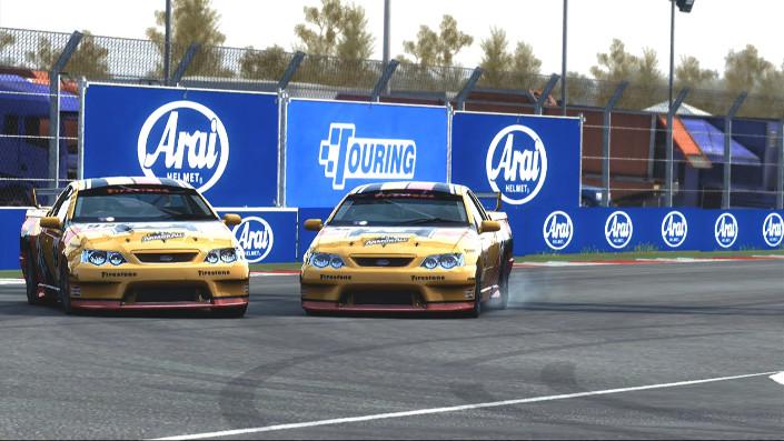 GRID Autosport Texas Circuit of the Americas Super Utes RaceNet Time Attack