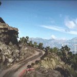 WRC 5 announcement ad hillside track 1280