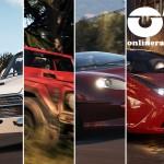 Forza Horizon 2 Top Gear Pack cars bar ORD onlineracedriver