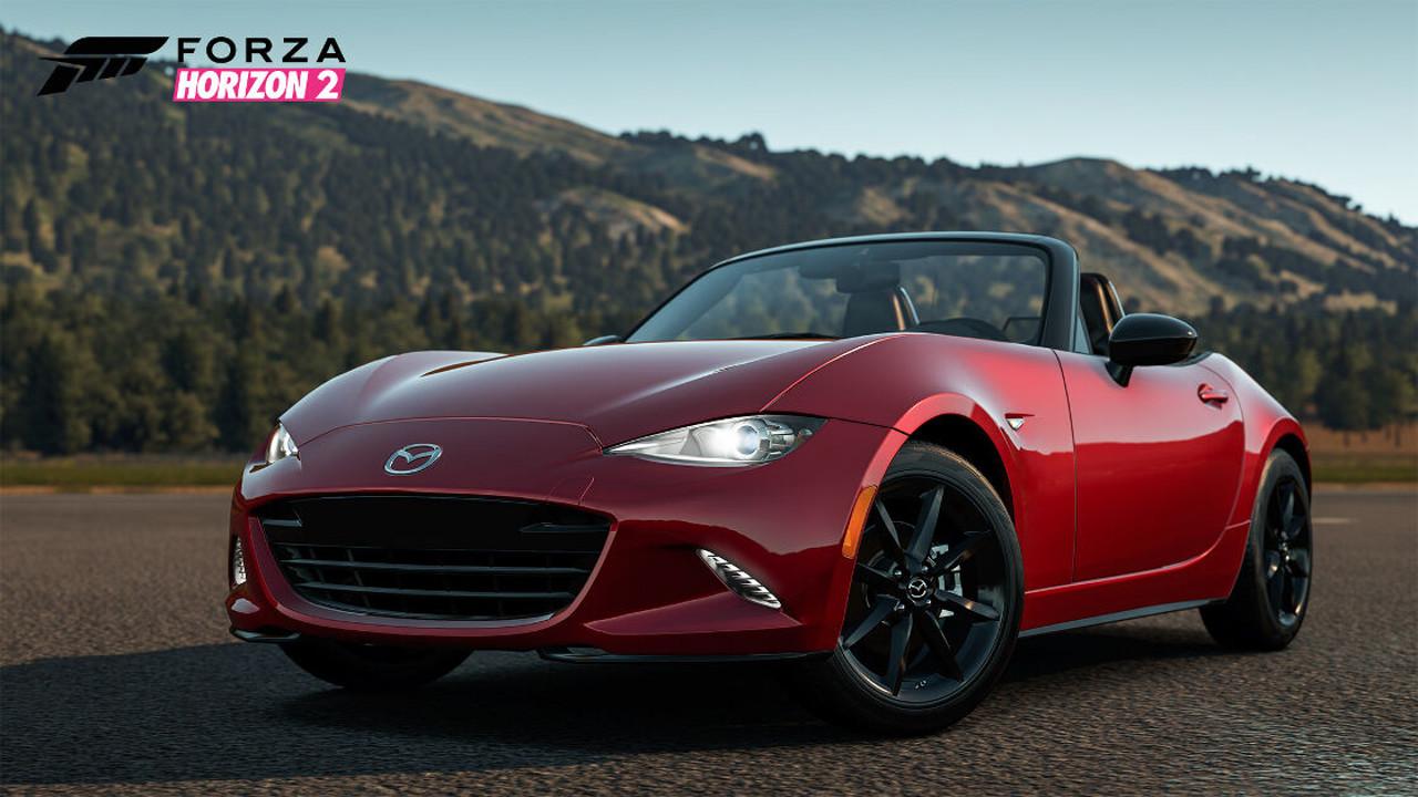 Forza Horizon 2 MX5 Car Pack 2016 onlineracedriver ORD