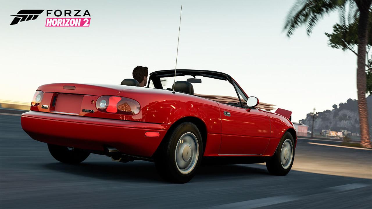 Forza Horizon 2 MX5 Car Pack 1990 onlineracedriver ORD
