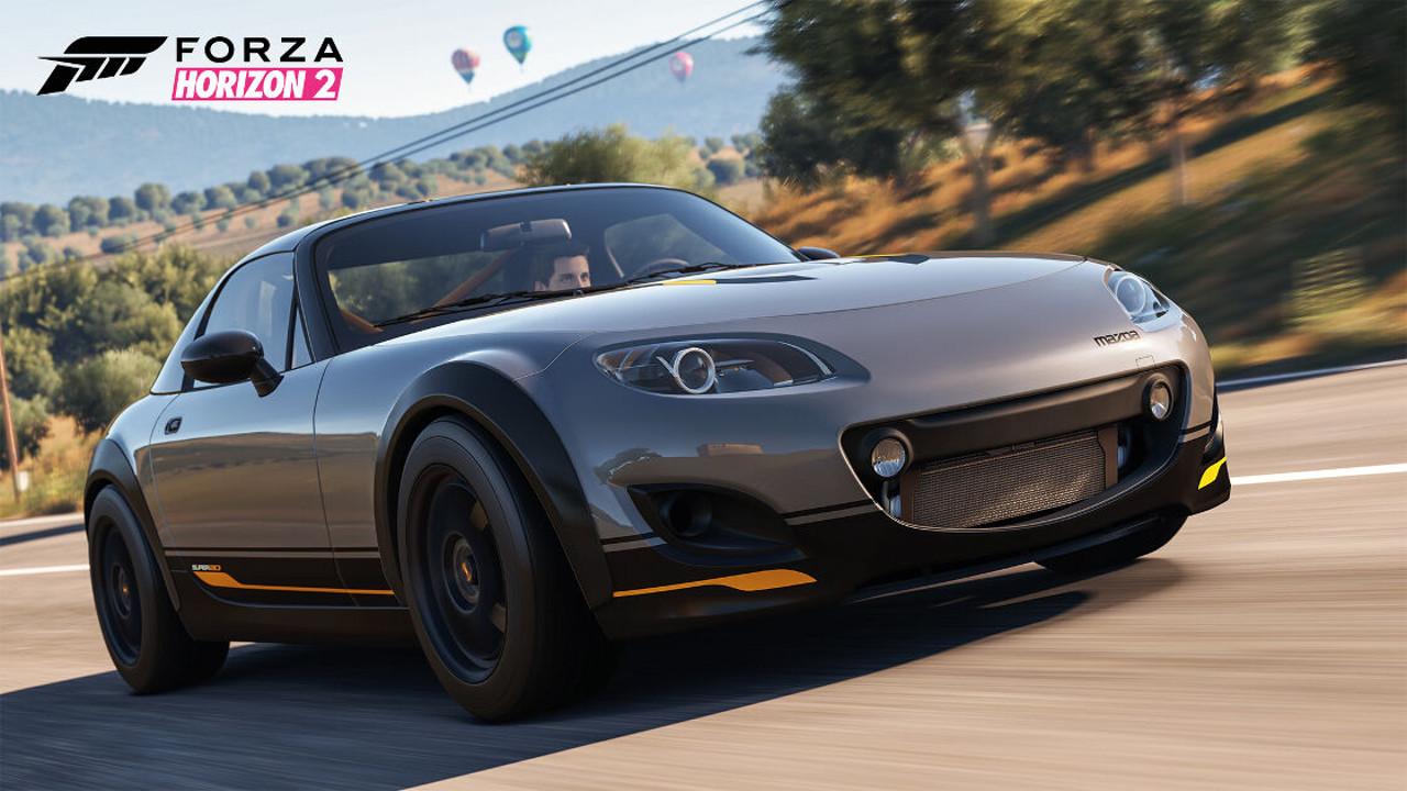 Forza Horizon 2 MX5 Car Pack Super20 2010 onlineracedriver ORD