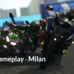 RIDE Milan Circuit Gameplay Video
