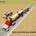 Road Defender – a tower defense convoy survival game