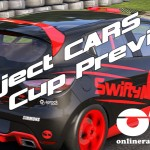 Project CARS Cadwell Woodland preview Renault Clio Cup onlineracedriver ORD