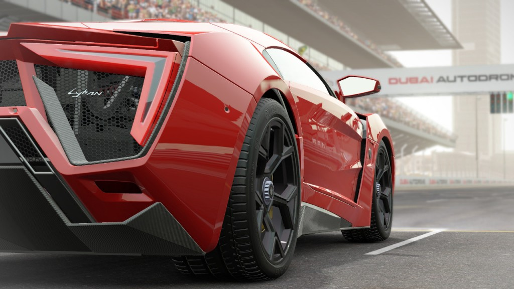 Project CARS Lykan HyperSport Dubai onlineracedriver ORD