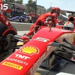 F1 2015 Canada Montreal Montréal Ferrari Pit