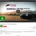 Microsoft leak Forza Horizon 2 Porsche Expansion