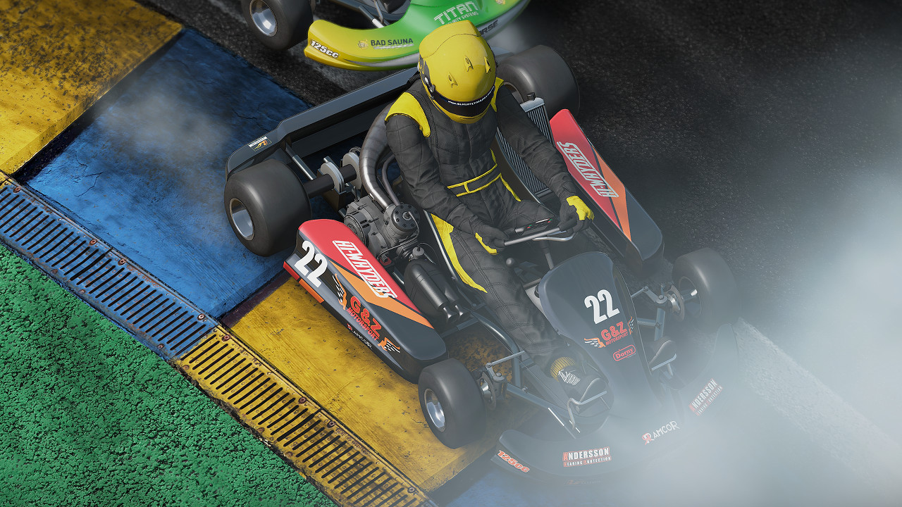 Project CARS Kart onlineracedriver ORD