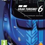 Gran Turismo 6 15th Anniversary Edition promo and draw
