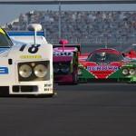 Assetto Corsa Mazda 787b Silverstone 1988 mid-race white ORD onlineracedriver