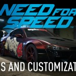 Need for Speed – Cars and Customisation Trailer