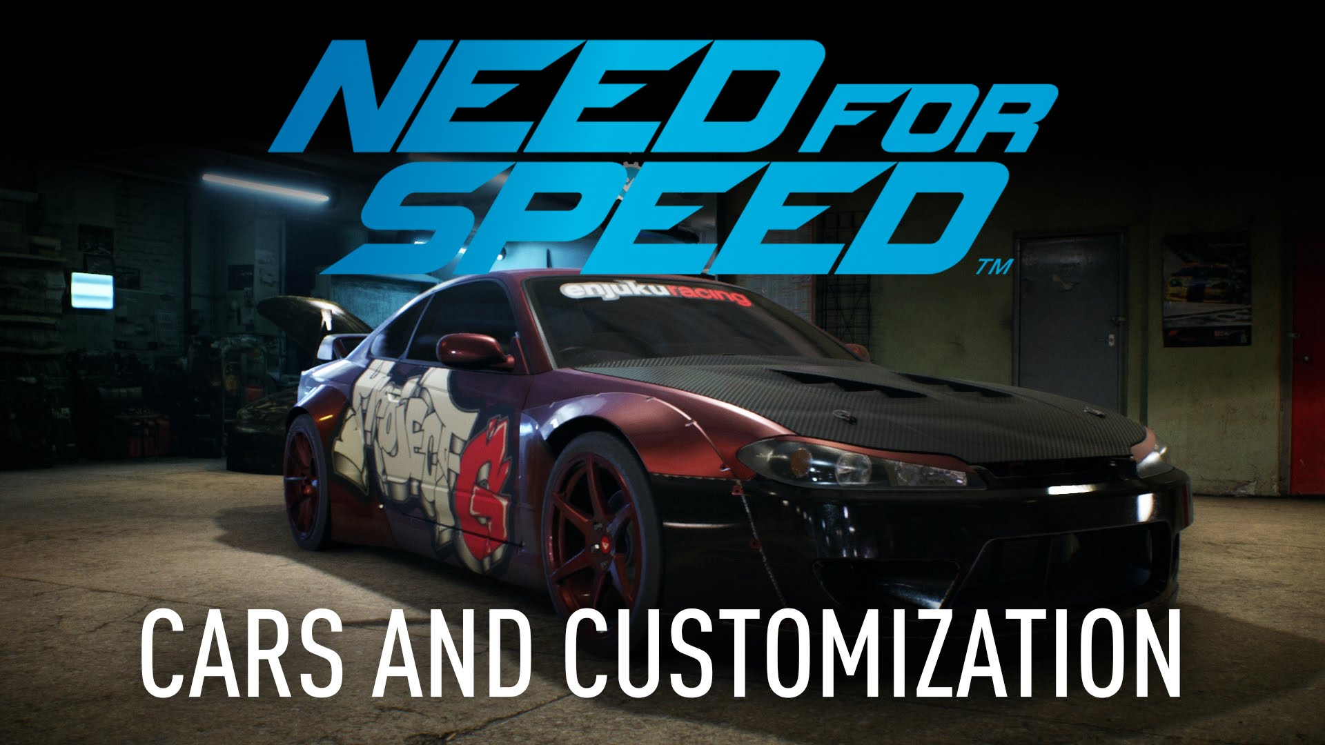 need for speed cars and customisation trailer onlineracedriver. Black Bedroom Furniture Sets. Home Design Ideas