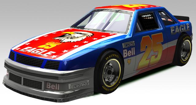 The 90's Arcade Racer Stock Car
