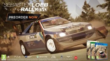 Sebastien Loeb Rally Evo Pikes Peak Peugeot 405 T16 PP