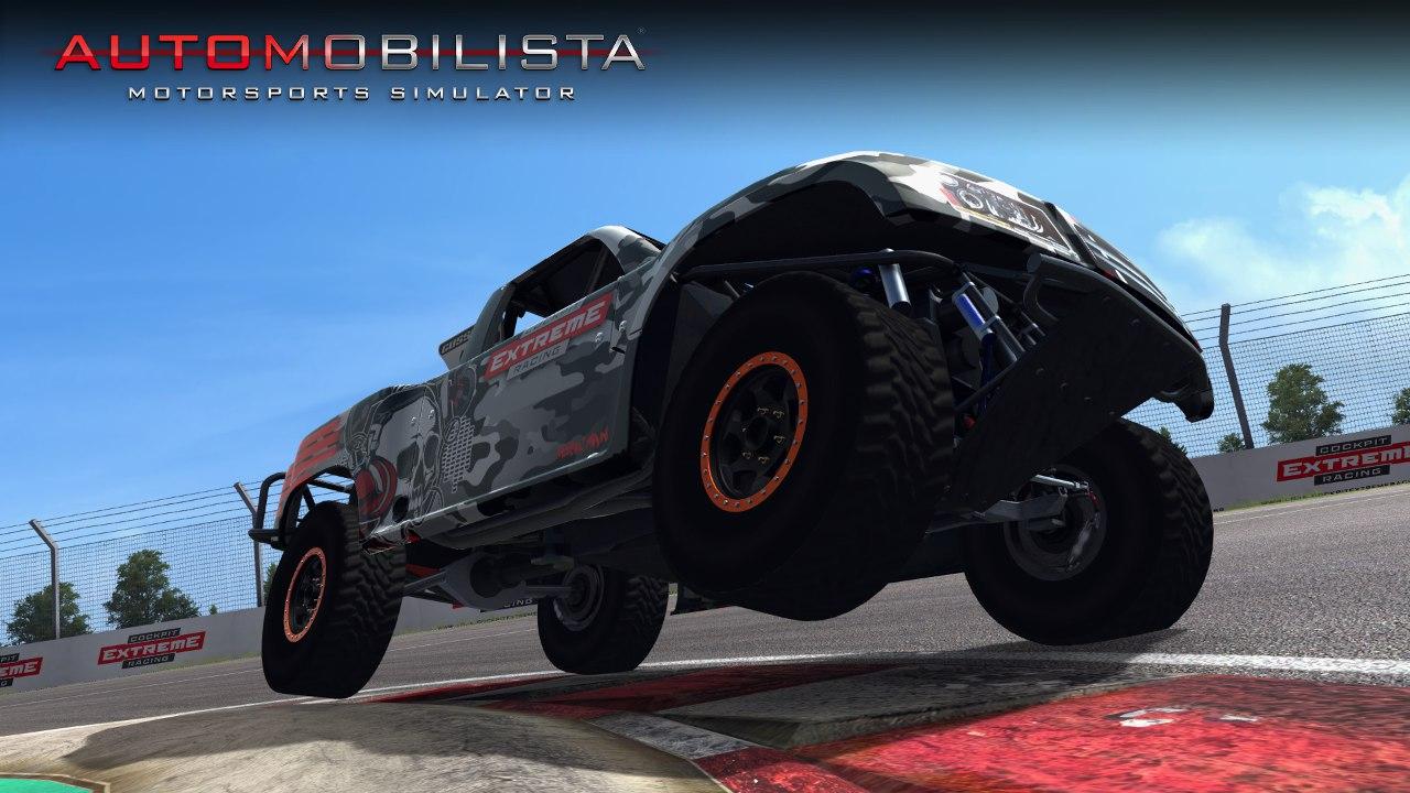 Automobilista Motorsports Simulator AMS – Supertruck at Montreal