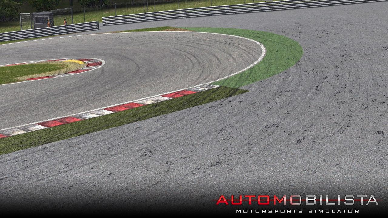 Automobilista Motorsports Simulator AMS – new track conditions