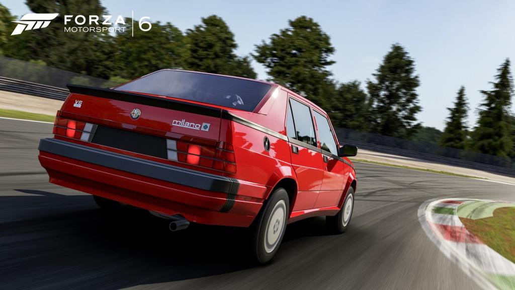 1992 Alfa Romeo Milano Quadrifoglio Verde