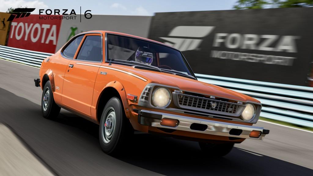 1974 Toyota Corolla SR5