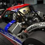 2015 Ford #02 Daytona Prototype