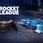 Rocket League Batman v Superman: Dawn of Justice Car Pack