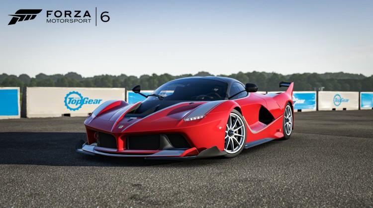 Forza Motorsport 6 Top Gear Pack Released