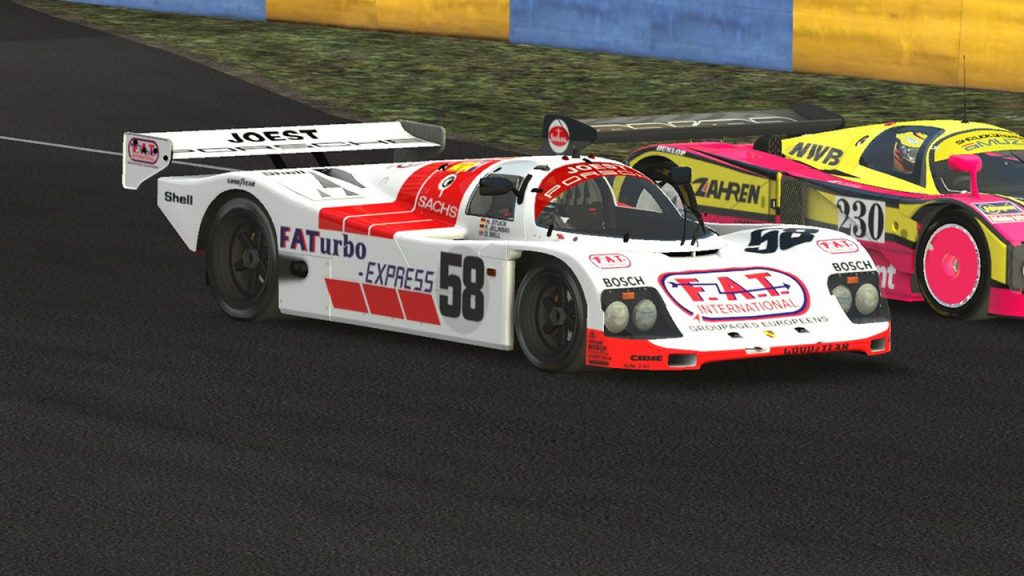 rFactor 2: Mak-Corp Group C Mod v0 95 Released | OnlineRaceDriver