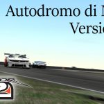 rfactor 2 rf2 Autodromo di Mores version 1.6 featured image