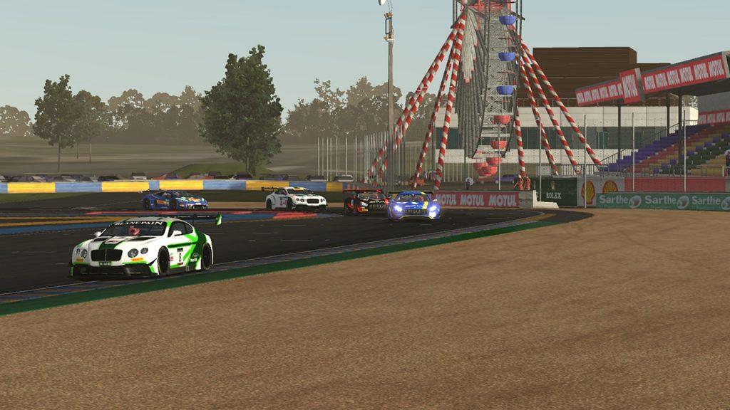 rFactor 2: Le Mans Bugatti Circuit Version 1 00 Released