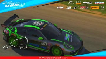 TORA CJ Wilson Racing Cayman Cup Finale Video