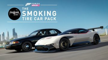 Forza Horizon 3 The Smoking Tire Car Pack Trailer