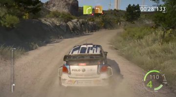 WRC 6 FIA World Rally Championship Fafe Portugal Stage