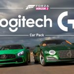 Forza Horizon 3 Logitech G Car Pack Trailer