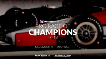 iRacing 2016 Pro Race of Champions