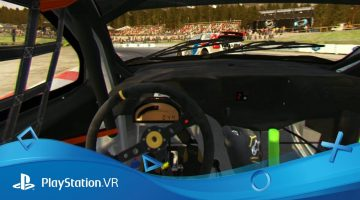 DiRT Rally PlayStation VR Announcement Trailer