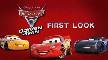 Cars 3: Driven To Win Game First Look Trailer