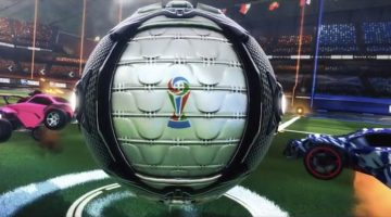 Rocket League 2017 World Cup Trailer Released