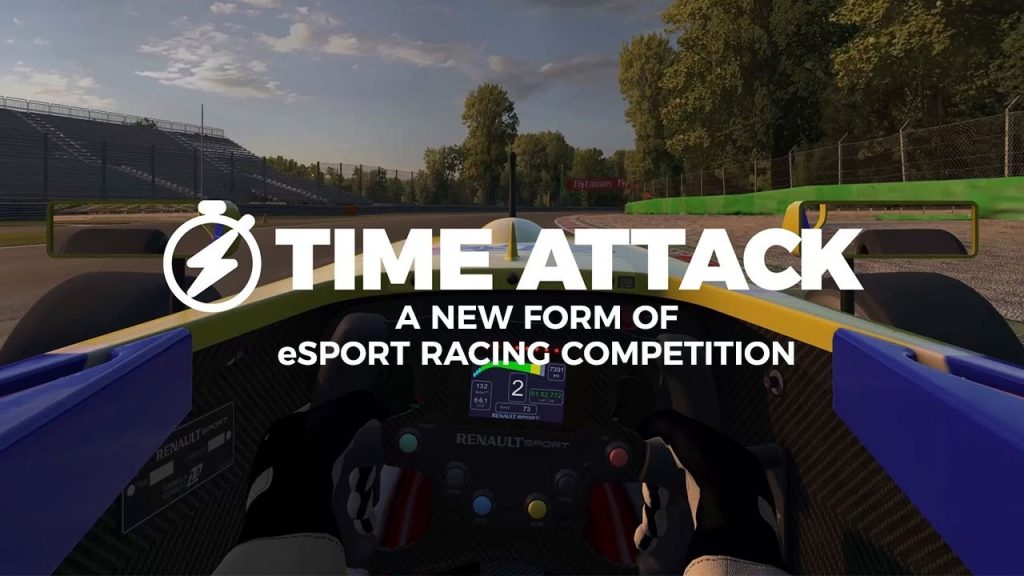 iRacing Introduces Time Attack Mode