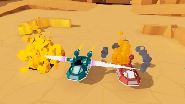 Team Racing League Free Demo Released