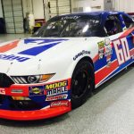 Ty Majeski NASCAR Xfinity Series Ford Mustang in Real Life
