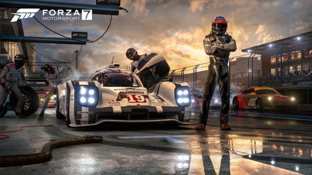 Forza Motorsport 7 Update Doubles VIP Credit Rewards