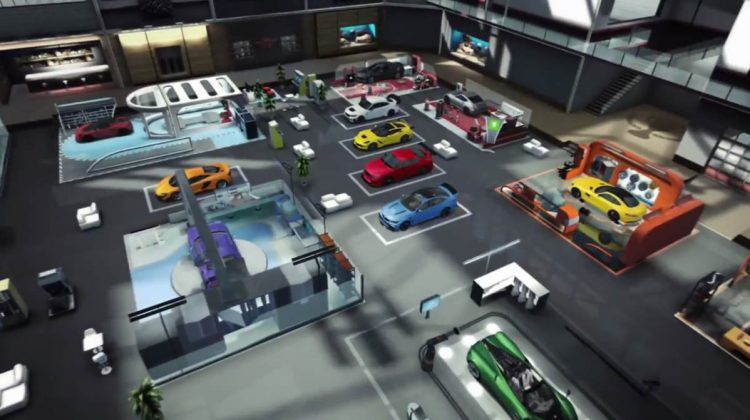 New Gear Club Unlimited Performance Shop Trailer & Release Date