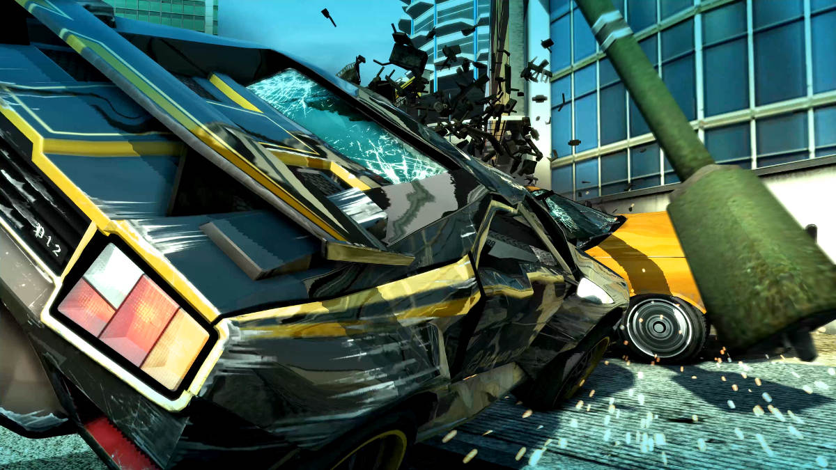 Burnout Paradise Remastered Announced CrashCU
